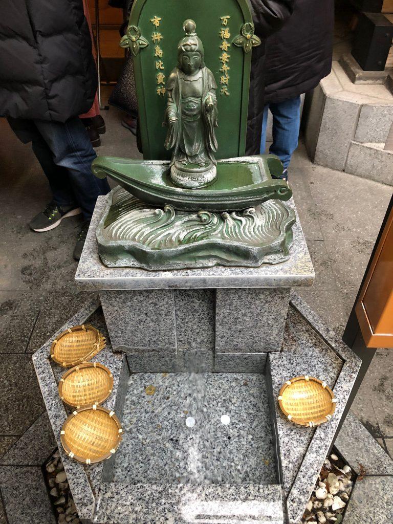 小網神社銭洗弁天